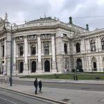 Gebäude historischer Architektur in Wien