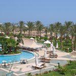 Hotelanlage in Ägypten