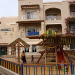 Kinderspielplatz im Magic Life Kalawy Ägypten