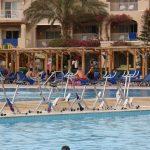 Aqua-Spinning im Magic Life Kalawy Ägypten