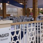 Hauptrestaurant Magico im Magic Life Kalawy Ägypten