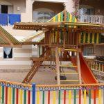 Spielplatz im Programm im Magic Life Kalawy Ägypten